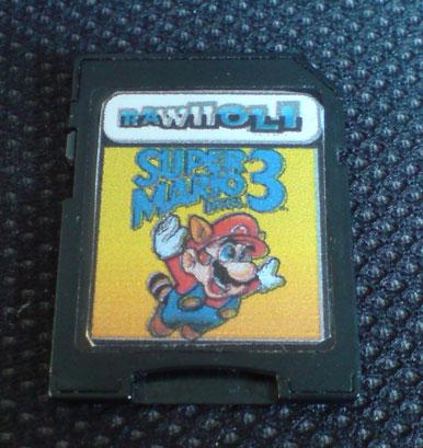 Super Mario Bros 3 SD Cover