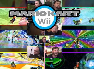 Mario Kart Wii WiFi Abschiedstour